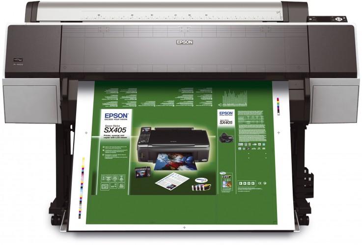 Cashback-Aktion: Beim Kauf ausgewählter Großformatdrucker von Epson gibt es Geld zurück