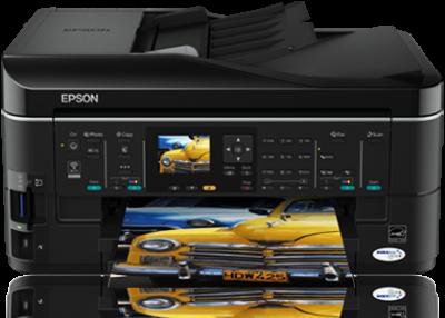 Epson Stylus SX620FW - stylowe, bezprzewodowe urządzenie wielofunkcyjne