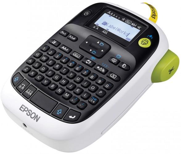 Epsonin kaikkien aikojen paras kannettavien tarratulostimien mallisto: LW-K400
