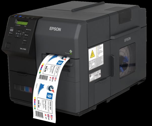 Epson llevará a EMPACK las soluciones para impresión de etiquetas más completas del mercado