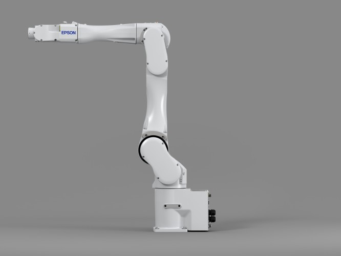 Neuer Epson 6-Achs-Roboter für Montage