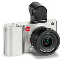 Epson Ultimicron Equipped as Standard in Leica Visoflex Electronic Viewfinder for the Camera System LEICA T