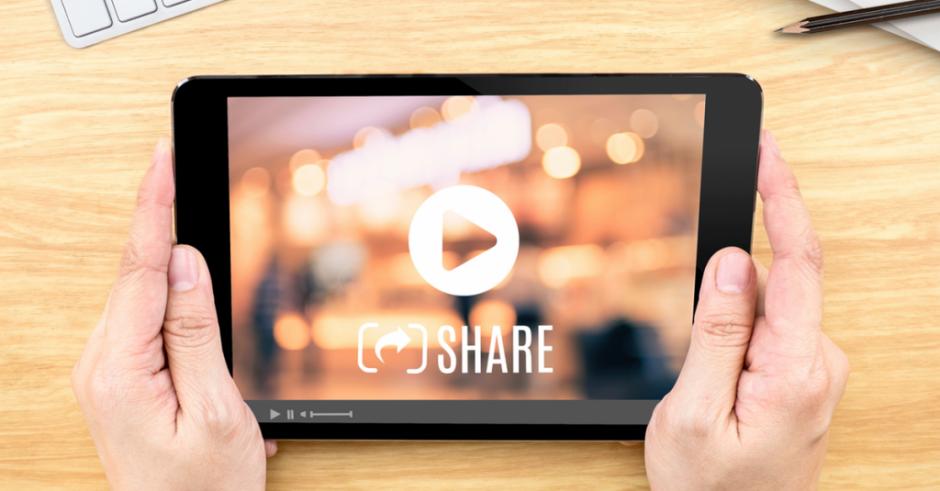 Casos prácticos: uso del vídeo en streaming en departamentos de marketing