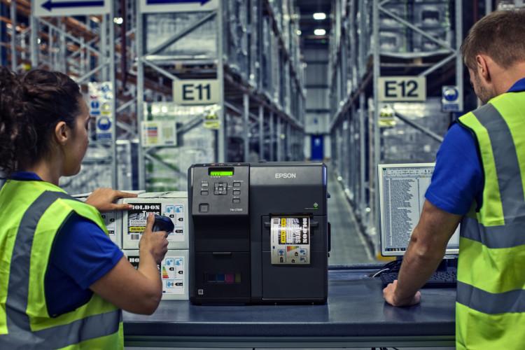 Epson lleva la velocidad en impresión bajo demanda de etiquetas en color a Empack 2017