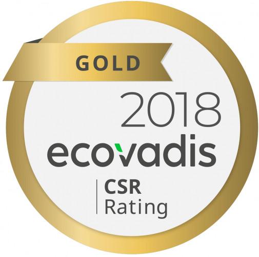 Epson erreicht zum zweiten Mal in Folge EcoVadis Gold-Rating