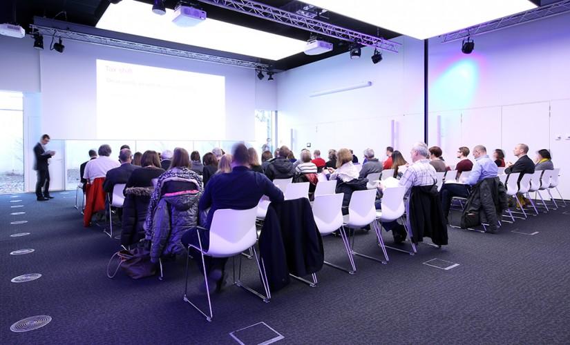 Diamant Liège garandeert glasheldere presentaties dankzij Epson projectoren