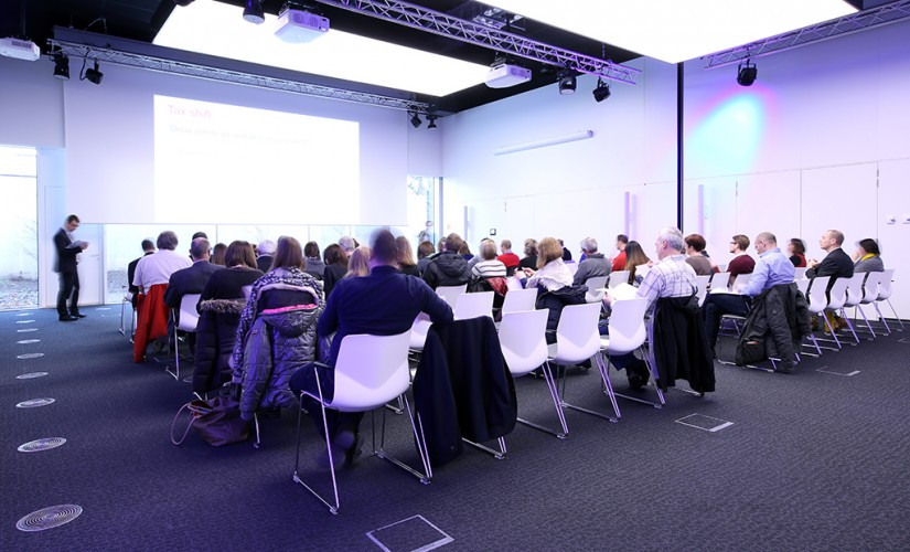 Diamant Liège guarantees crystal-clear presentations thanks to Epson