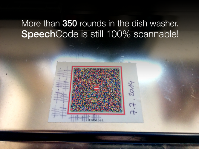 Speech Code invierte en dos impresoras de etiquetas ColorWorks