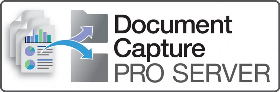 Kancelářský software Document Capture Pro Server doplňuje nejnovější řadu skenerů Epson