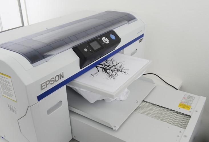 Epson auf der FESPA 2015: Textildruck in vielen Facetten