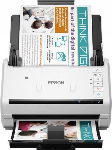 EPSON מכריזה על שני סורקים עסקיים, קומפקטים וחכמים: כוללים זיהוי נייר מקומט ואחסון ממוין של המסכים הסרוקים