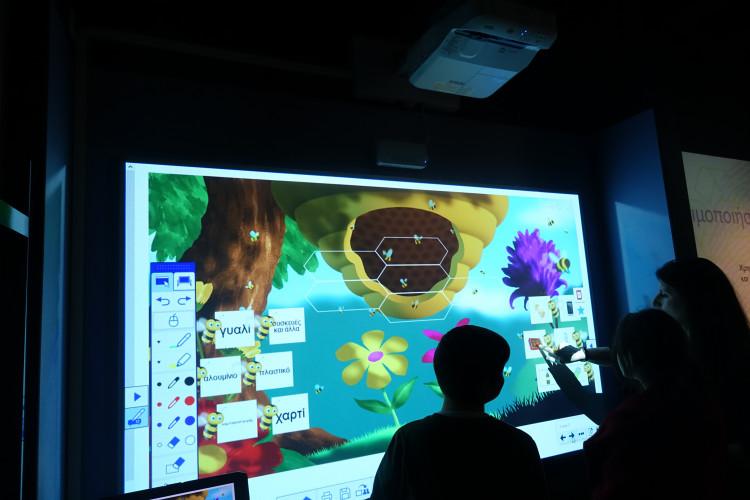 Το Μουσείο Γουλανδρή Φυσικής Ιστορίας και η Epson ενώνουν τις δυνάμεις τους