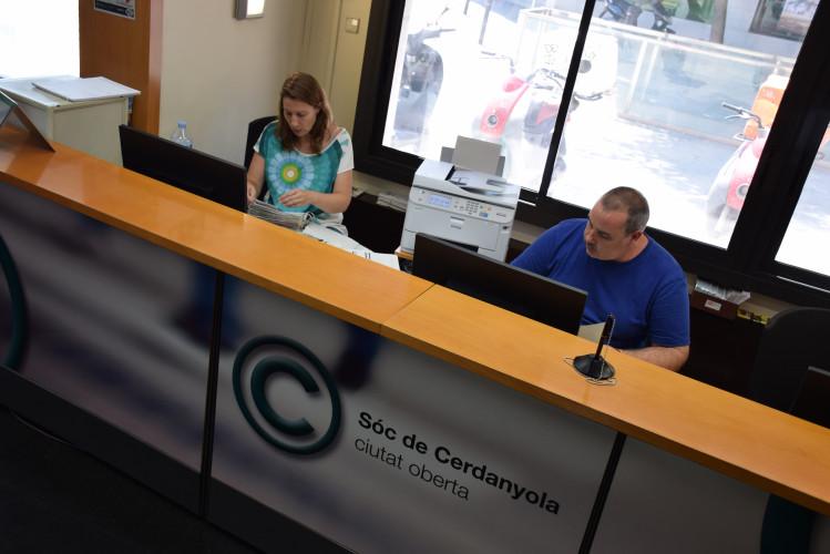 El Ayuntamiento de Cerdanyola confía en las business inkjet de Epson