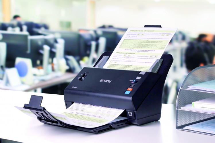 Installationsbonus für Epson Dokumentenscanner