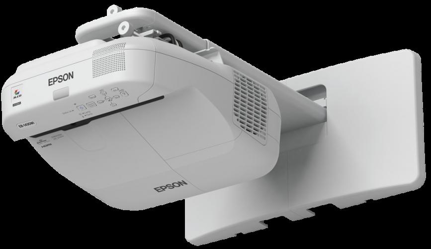 Bonava valitsi Epsonin interaktiivisen projektorin