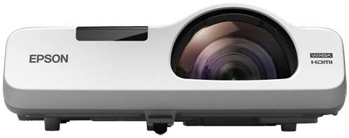 Epson launches new versatile short-throw projectors packed with easy-to-use features
