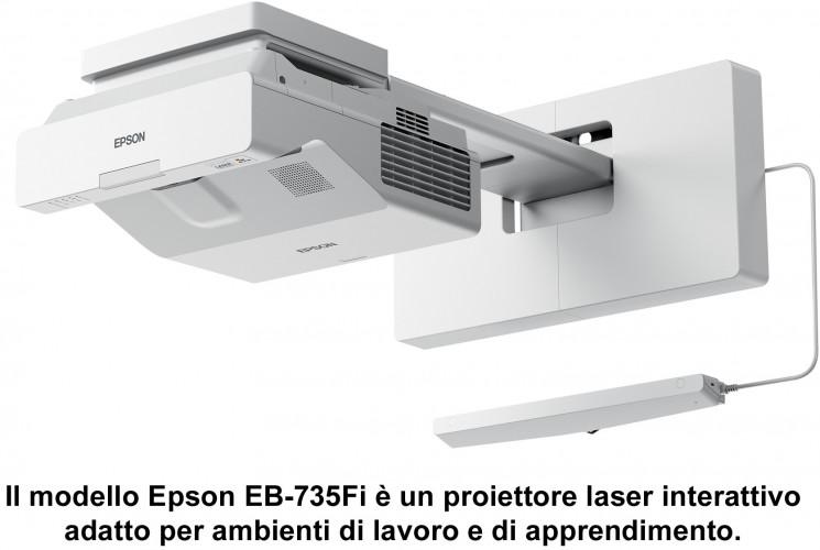 Epson annuncia nuovi videoproiettori per rendere più agili il lavoro e lo studio