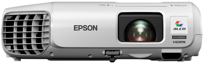 Epson announces portable projectors for the office and classroom