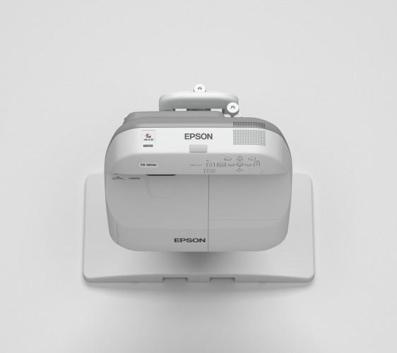 Epson annonce la commercialisation d'un nouveau Projecteur tactile