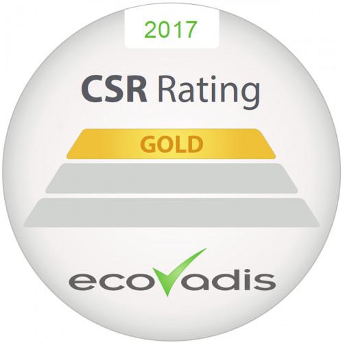 Epson erhält EcoVadis Gold-Auszeichnung für Nachhaltigkeit