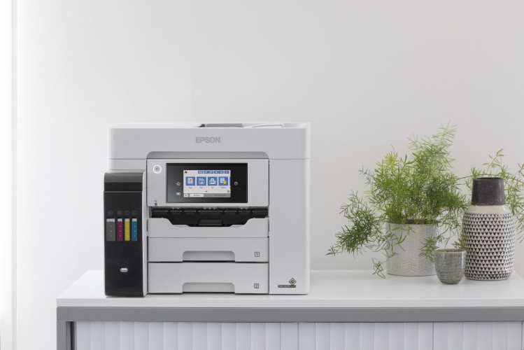 Epson launches two new sustainable printing solutions to boost employee productivity and efficiency while working from home