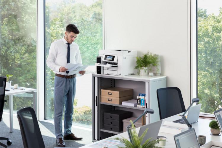 Kaipaako yrityksesi tulostin päivitystä?