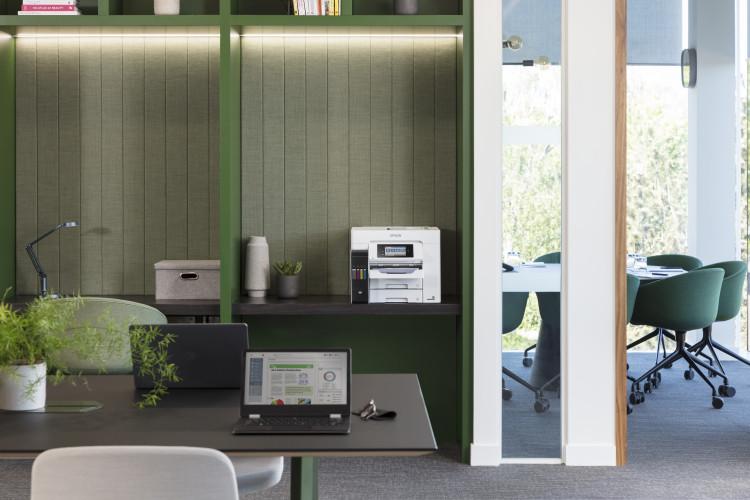 Neue Epson Druck-, Scan- und Kopierlösungen für Heimbüros