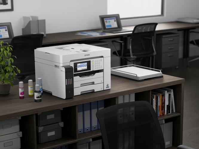 Epsons første A3 EcoTank-skrivere for bedrifter
