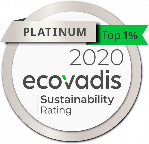 Epson Achieves EcoVadis Platinum for Sustainability