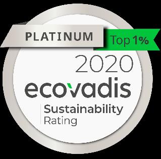 Společnost Epson získala ocenění EcoVadis Platinum za udržitelnost