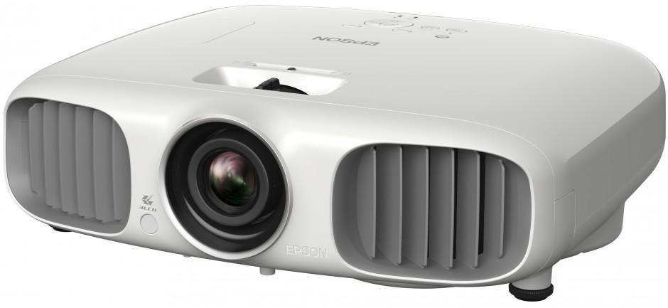 Epson rend le home cinéma 3D Full HD accessible