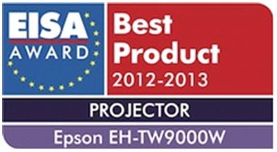 "Epson Projektor wird ""European Projector 2012–2013"""