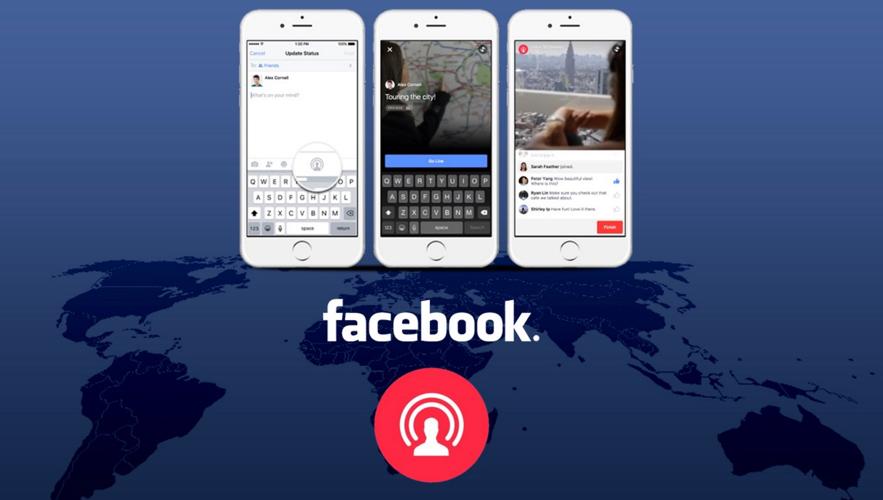 El vídeo en streaming como estrategia de contenidos: Facebook Live, Periscope, etc.