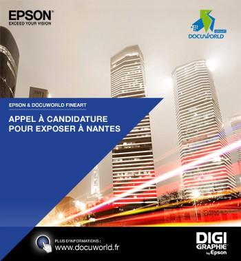 Exprimez votre talent avec Epson & DocuWorldFineArt