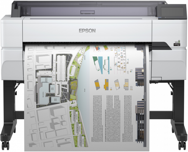 Epson announces new entry-level range of technical large format printers for professionals who demand precision and reliability