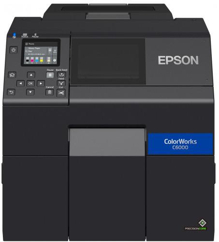 Vier neue Epson Labeldrucker für individuelle, flexible Produktion farbiger Etiketten in Fotodruckqualität