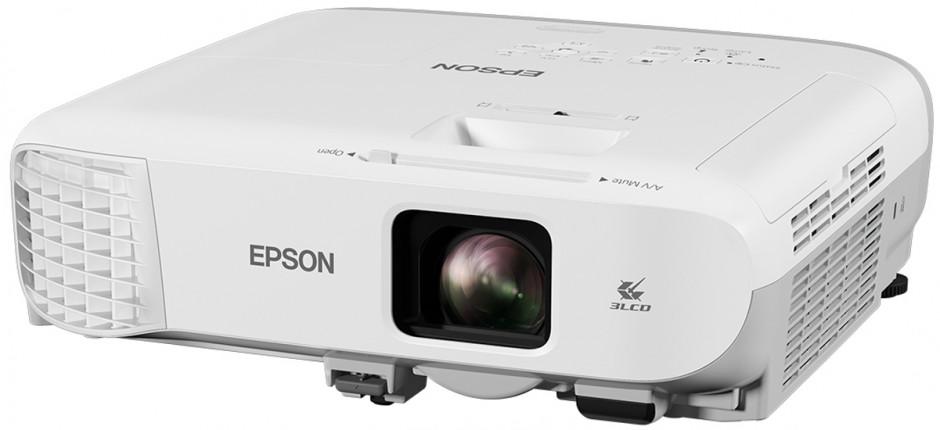 Neue Epson Projektoren liefern helle Bilder für Bildungseinrichtungen und Unternehmen
