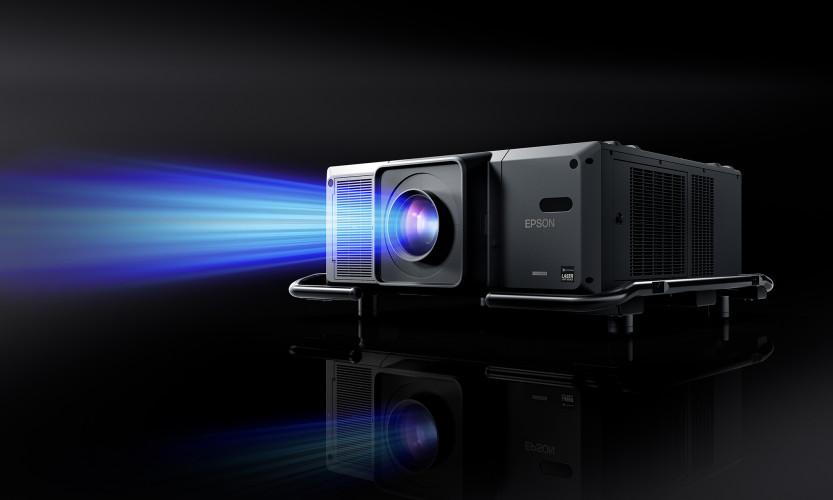 ISE 2020: Neuer Epson 30.000 Lumen Projektor