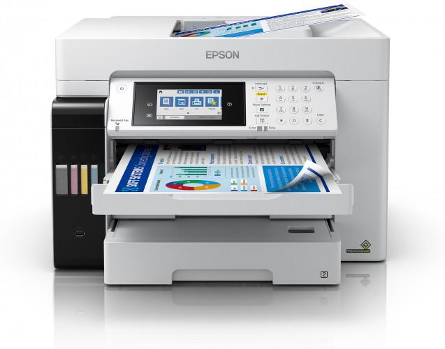 Erste Epson A3 EcoTank Drucker für Unternehmen