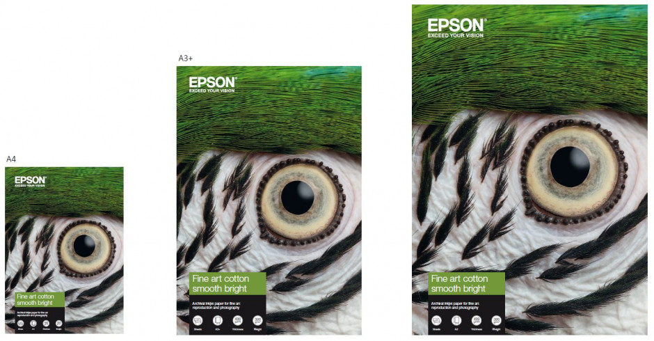 Zwei neue, hochwertige Epson Druckmedien auf der photokina 2018