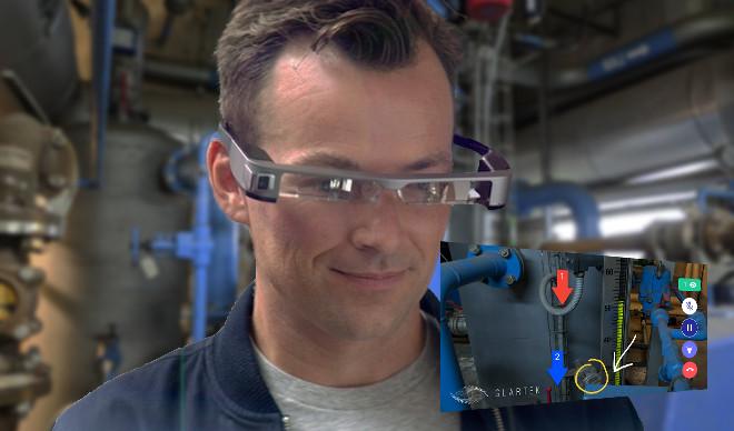 Glartek estabelece parceria com a Epson para soluções de assistência visual com óculos inteligentes Moverio