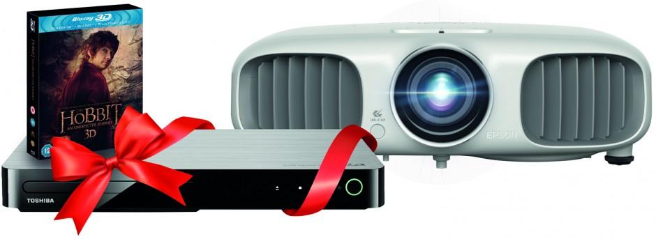 """""""Mein Schatz"""": Heimkino-Aktion für Käufer von Epson Projektoren"""