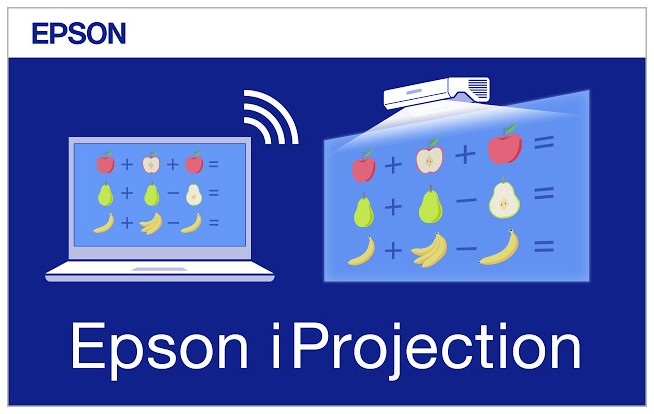 L'application Epson iProjection désormais disponible sur votre Chromebook
