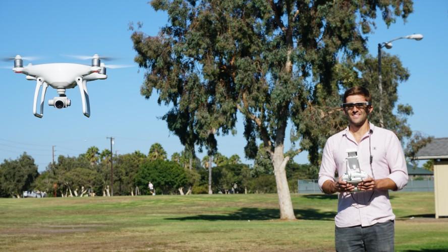 Partnerschaft: Epson und DJI entwickeln Augmented Reality-Erlebnisse für Multikopterpiloten