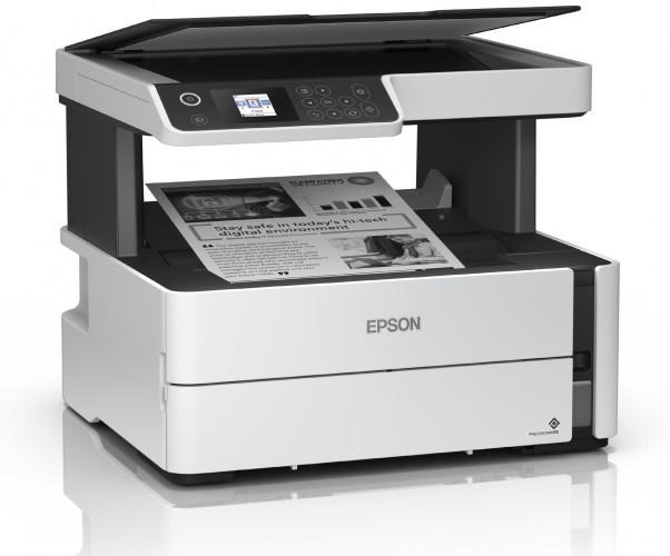 Le stampanti Epson a getto d'inchiostro con serbatoi ad alta capacità raggiungono quota 40 milioni nel mondo