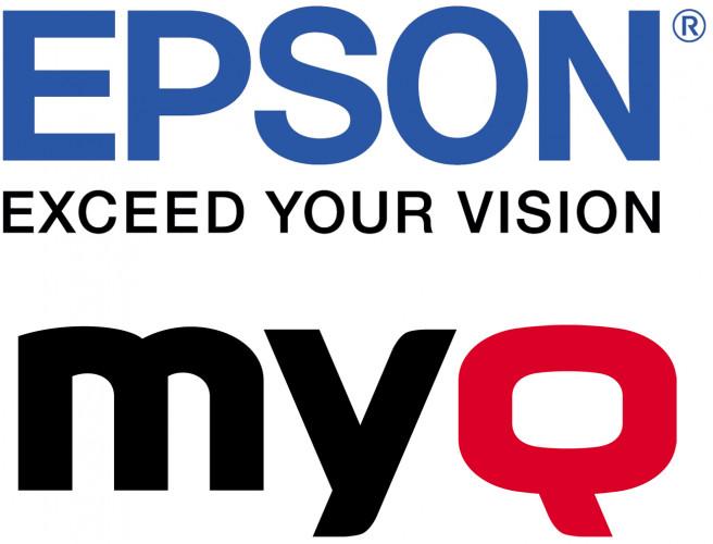 Epson und MyQ Kooperation vereinfacht Integration und Verwaltung der Druckerflotten in Unternehmen
