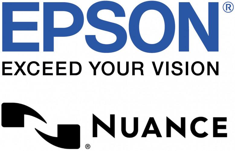 Epson und Nuance schließen strategische Partnerschaft
