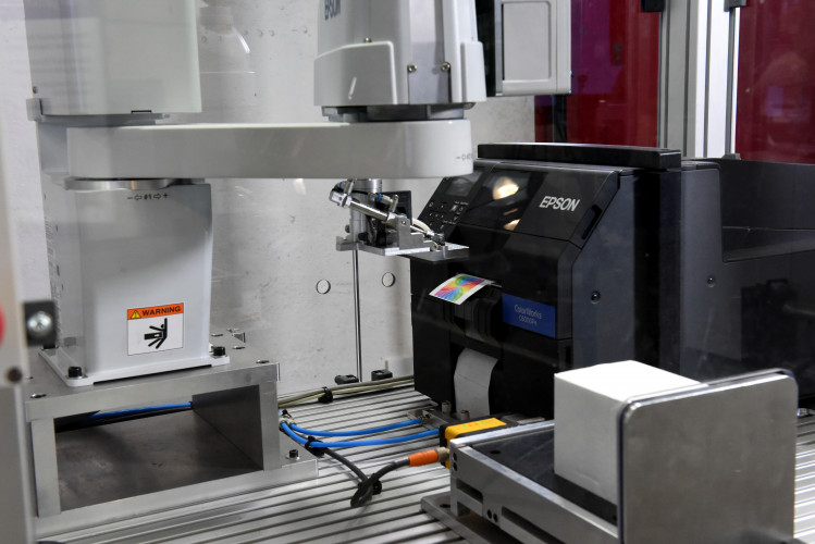 Epson expands its virtual Industrial Solutions Centre for European customers and partners