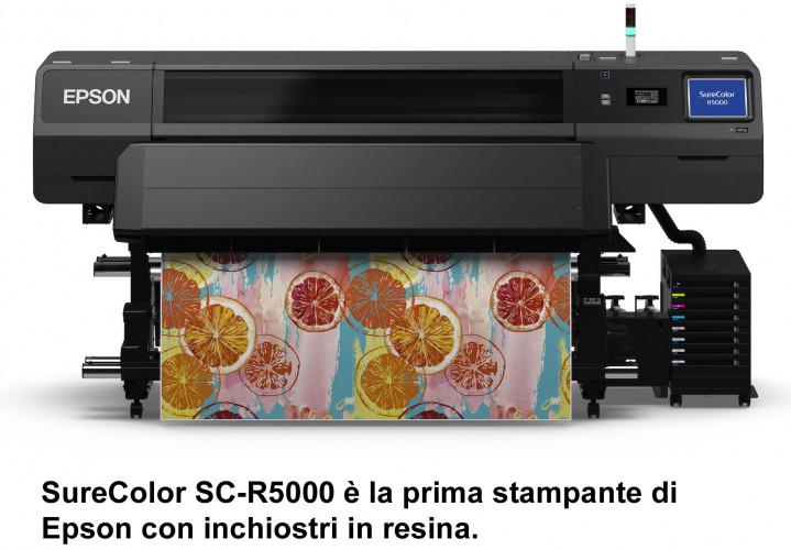 Viscom 2020 Virtual Edition: Epson presenta le nuove stampanti per il signage e il tessile