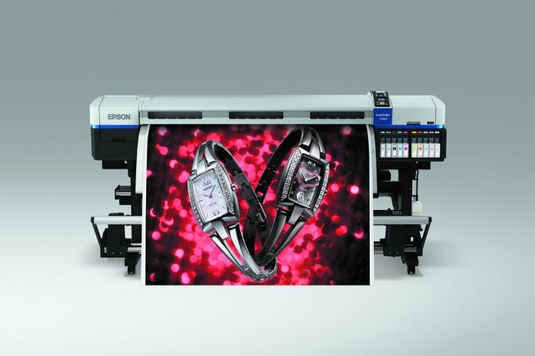Epson julkaisee huippulaatua edellyttäviin töihin tarkoitetun 64 tuuman tulostimen